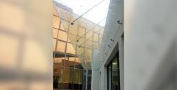 Auvent vitré (1)
