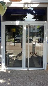 Porte 2 vantaux