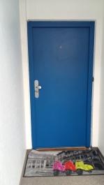 Porte blindée Picard