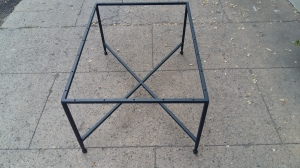 Cadre de table basse